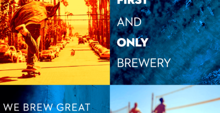 Santa Monica Brew Works Website